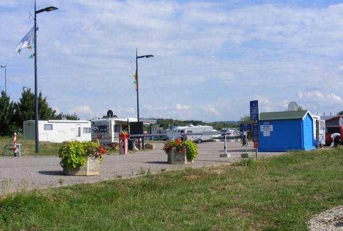 Camping de Pont-à-Mousson