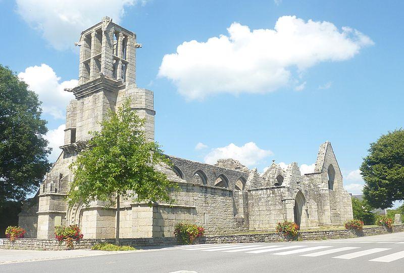 Chapelle de Lambour à Pont-l'Abbé