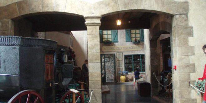 Musée du cheval de trait à Pradelles
