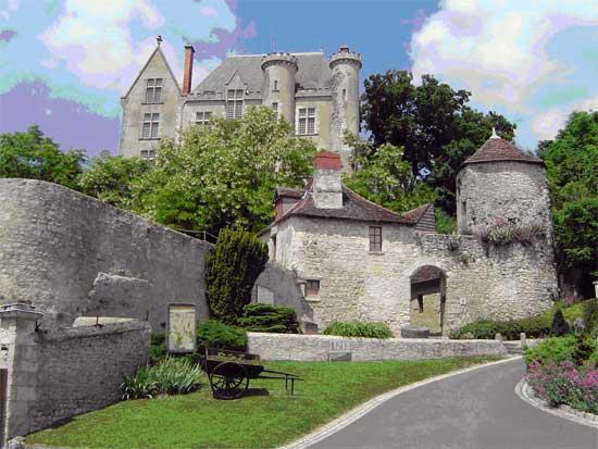 Preuilly-sur-Claise