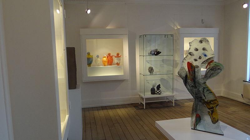 Musée du verre de Sars-Poteries
