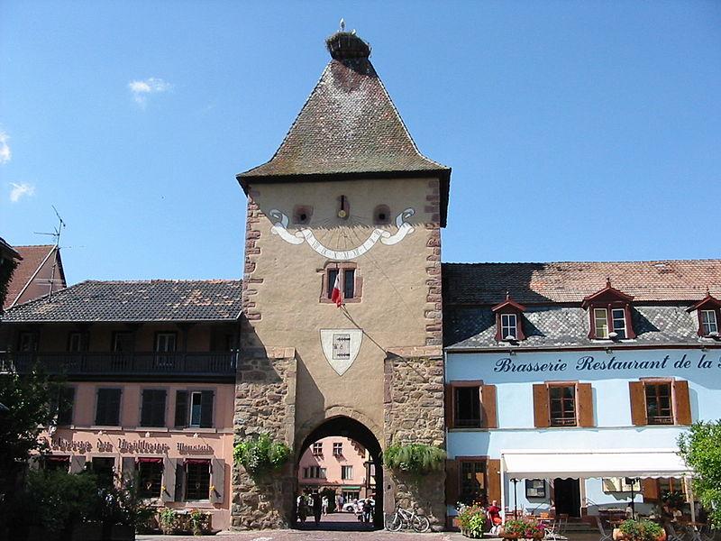 Porte basse à Turckheim