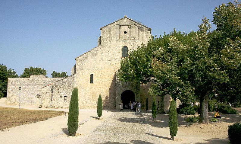 Notre Dame de Nazareth à Vaison-la-Romaine