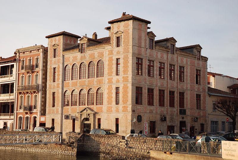Maison de l'infante à Saint-Jean-de-Luz