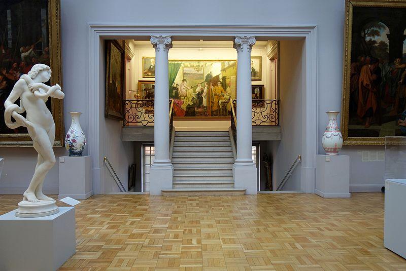 Musée Antoine-Lécuyer à Saint-Quentin