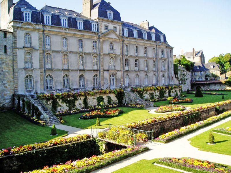 Château de l'Hermine à Vannes