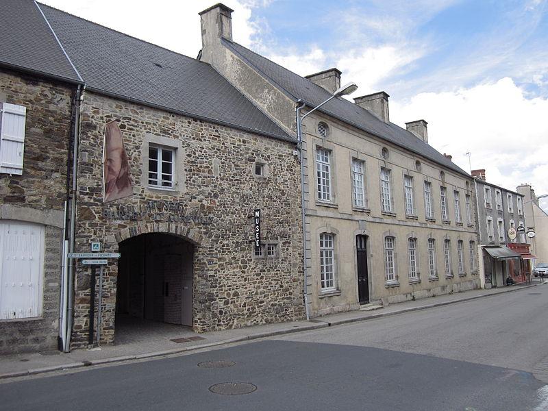 Musée Barbey-d'Aurevilly à Saint-Sauveur-le-Vicomte