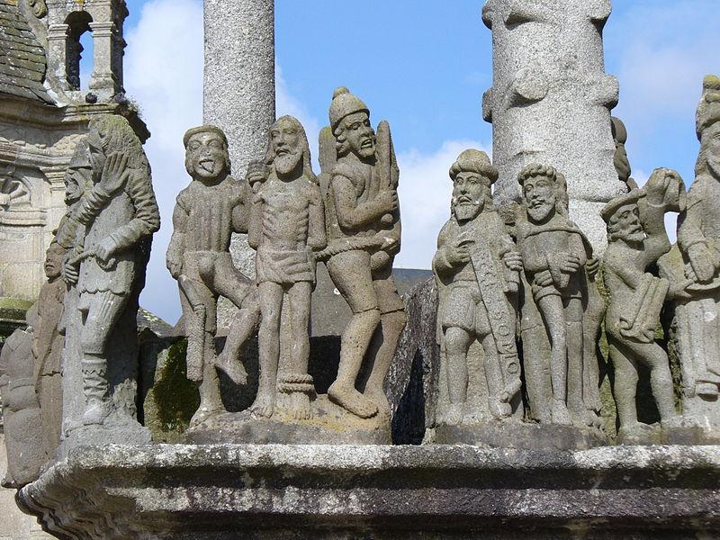 Calvaure de Saint-Thégonnec