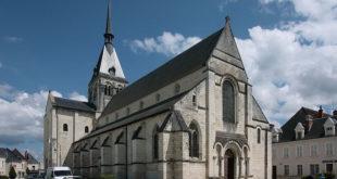 Eglise St Eusice à Selles-sur-Cher