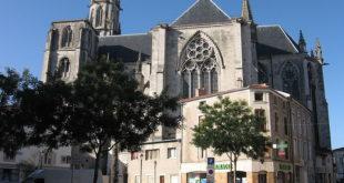 Collégiale St Gengoult à Toul