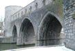 L'ancien pont à trou de Tournai