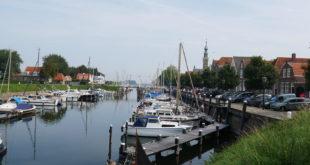 Le port de plaisance de Veere
